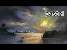 파스텔배경(pastel drawing,Painting)
