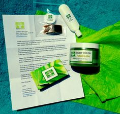 A product review from Run On Organics! Neem Body Polish, Coconut Neem Soap & Neem Body Lotion #neem #skincare #natural #justneem