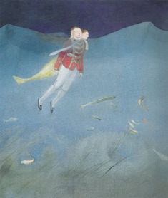 The Little Mermaid illustrated by Lisbeth Zwerger