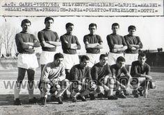 1967-68: anche in questa stagione tanti giovani si mettono in mostra: Setti, Magnani, Giovanetti, Lugli, Marchi e Bruno Forghieri.