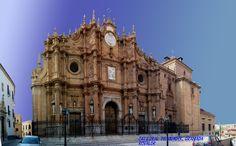 Catedral de la Encarnación de Guadix, Granada (España).