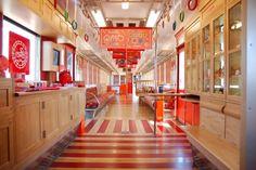 Interior, japanese train