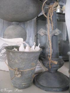 ** ~<3~ Vintage Metal, Vintage Industrial, Grey Art, Silver Lockets, French Decor, Scandinavian Design, Decoration, Textures Patterns, Vintage Decor