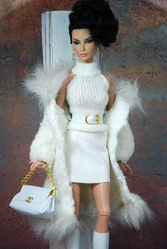 HABILISDOLLS fashion outfit for Fashion Royalty Integrity 16'' dolls and similar