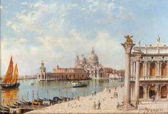 Venice by Antonietta Brandeis.