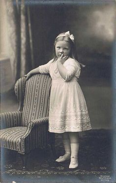 Prinzessin Juliana der Niederlande, future Queen of the Netherlands
