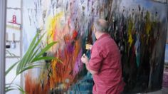 Part 3.Abstract Art Paintings Master Class. Abstract Painting. Abstrakte...