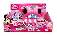 Amazon.com: Minnie Mouse Cash Register: Toys & Games