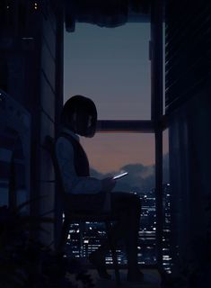 Find images and videos about beautiful, art and anime on We Heart It - the app to get lost in what you love. Animes Wallpapers, Cute Wallpapers, Aesthetic Anime, Aesthetic Art, Arte Obscura, Sad Art, Dark Anime, Anime Scenery, Anime Art Girl
