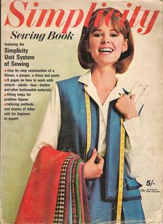 Simplicity Sewing Book Published date 1965
