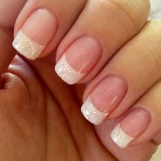 Best French Manicures - 71 French Manicure Nail Designs - BestNailArt.com
