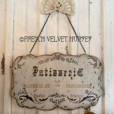 PATISSERIE GATEAUX ET CONFISERIES ETABLI 1903 PARIS FRANCE  FRENCH PASTRY SHOP CAKES AND SWEETS ESTEABLISHED 1903 PARIS FRANCE  This French