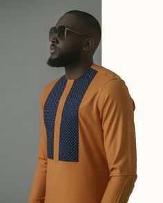 Image may contain: one or more people and people standing African Wear Styles For Men, African Shirts For Men, African Clothing For Men, African Attire For Men, African Wear Dresses, Latest African Fashion Dresses, African Print Fashion, African Prints, African Style