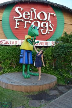 Lua de Mel em Cancun - México | Señor Frogs