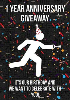 HAPPY BIRTHDAY TO US (I guess you too...)! It has been just an absolutely AMAZING year here at Escape Experience Nashville and honestly we could NOT have made it an entire year without all of you loving our rooms!  To celebrate we're not only throwing ourselves a party (check with Keith for guest list) we're giving away 50 free passes on February 6th to play our C-Block or Inheritance Escape Experiences and our Vaccine Thriller Experience. That's right...50 free passes. Here's the plan and…