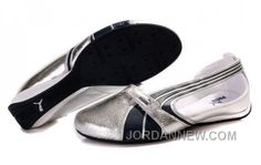 http://www.jordannew.com/puma-espera-flats-silver-black-shoes-women-for-sale.html PUMA ESPERA FLATS SILVER BLACK SHOES WOMEN FOR SALE Only $77.00 , Free Shipping!