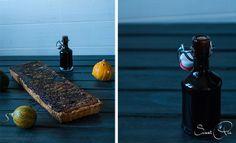 Pumpkin Pie mit Schokoladen-Espresso-Sirup {Calendar of Ingredients}