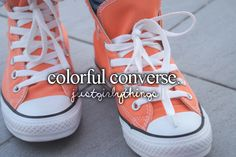 i have yellow, black, and baby blue so far <3 im getting another pair before school.. idk what color though :/