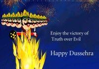 Happy Dussehra 2015 Quotes Wishes In Marathi, Gujarati, Punjabi