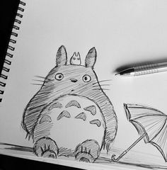 Totoro is very cute! Do you love him? I love him, too. Let visit to my website.