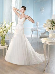 Свадебные платья San Patrick и аксессуары по оптовым ценам www.monshery.com.ua