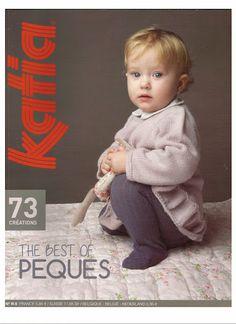 Album sous forme d& Knitting Books, Knitting For Kids, Crochet For Kids, Knit Crochet, Baby Knitting Patterns, Knitting Stitches, Baby Patterns, Baby Pullover, Baby Cardigan
