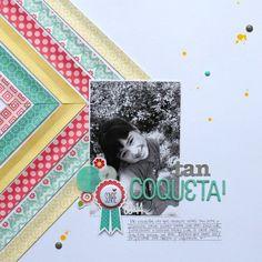 Tan Coqueta - Scrapbook.com