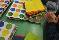 Coding con le scatole delle uova alla scuola dell'infanzia. - Paidea Pixel Art, Coding, Robot, Maths, Montessori, 3, Blog, Blogging, Robots