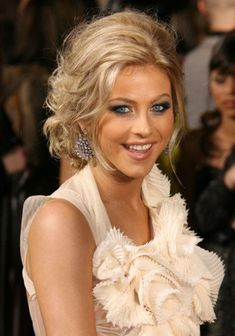 prom updos for medium length hairstyles 2014 | Image Description of Easy Prom Hairstyles For Medium Hair