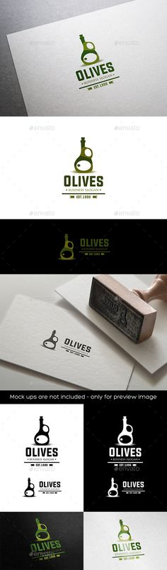 Olives Oil - Objects Logo Templates Download here : https://graphicriver.net/item/olives-oil/20489417?s_rank=250&ref=Al-fatih