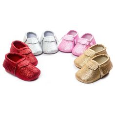 13-18months/_13cm, Pink Baby Cute Shoes For Newborn Big Bow Shinning Baby Girl Princess Shoes Soft Soles First Walker Spring Summer New Kids Moccasins