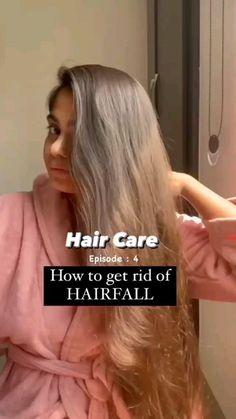 Hair Tips Video, Hair Videos, Hair Fall Control Tips, Natural Hair Care, Natural Hair Styles, Coconut Hair Mask, Hair Growing Tips, Diy Hair Treatment, Hair Care Recipes