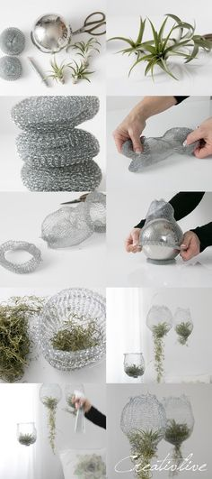 DIY AIR Planting Aktivität