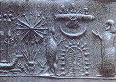 Dans les récits les plus anciens de la mythologie mésopotamienne, le terme Anunnaki (akkadien) ou Anunnaku, du sumérien A-nun-na(k) «progéniture du Di Anë le Seigneur de la Création (Cosmos) & Maître de l'Univers», désignait la classe dirigeante des dieux.