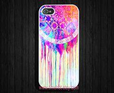 iphone 5 case---Dream Catcher iPhone 5 case, iphone 5 hard case,iphone case. $11.99, via Etsy.