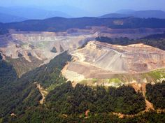 Are mistaken. bear knob tennessee strip mine