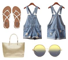 """""""Summer !!!!!"""" by miou-miou on Polyvore featuring mode, Isadora, Billabong, Dorothy Perkins et Matthew Williamson"""