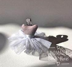 Handmade Ballerina Tutu Bag Jewelry made in South Africa