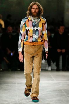 Male Fashion Trends: Prada Fall-Winter 2017 - Milan Fashion Week