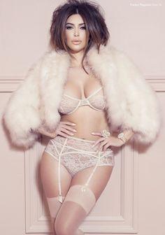Kim-Kardashian-Factice-Magazine-Lingerie-Shoot-5
