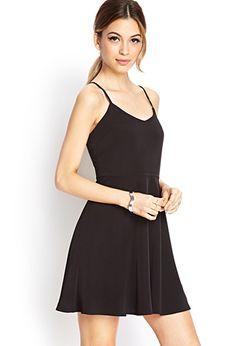 Sophisticate Skater Dress | FOREVER21 - 2000062206