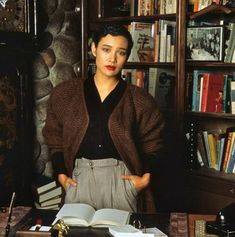 Joan Chen /loved her twin peaks outfits