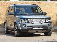 Romans are pleased to offer this Land Rover Discovery HSE Luxury for sale presented in Scotia Grey with Black & Cirrus Leather. Lifted Ford Trucks, 4x4 Trucks, Land Rover Discovery Hse, Discovery 2, Used Land Rover, Range Rover Supercharged, Best Suv, Jaguar Land Rover, Jeep Wrangler Unlimited