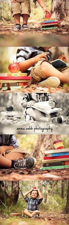 Emma Webb Photography. Back to school photo ideas, school days photoshoot.  Life...
