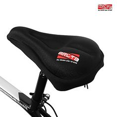 Arltb Bicycle Seat Cover Bike Saddle Cover Silicone Gel Pad Seat Saddle Cover Protector Bike Accessories 3D Cushion Soft Breathable for Mountain Bike Road Bike MTB Cycling - Multi Types - http://mountain-bike-review.net/products-recommended-accessories/arltb-bicycle-seat-cover-bike-saddle-cover-silicone-gel-pad-seat-saddle-cover-protector-bike-accessories-3d-cushion-soft-breathable-for-mountain-bike-road-bike-mtb-cycling-multi-types/ #mountainbike #mountain biking