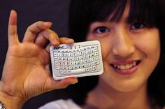 Slip Your Keyboard In Your Wallet - Haha so cool :)