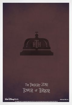 The Twilight Zone Tower of Terror is based on the popular television series which originally aired from 1959 to 1964. Created, hosted and written by Rod Serling, the award-winning show—with its imaginative storylines and unexpected twist endings—was wildly successful.    The Twilight Zone® is a registered trademark of CBS, Inc. and used with permission pursuant to a license with CBS, Inc.