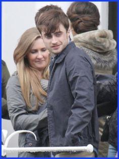 Daniel Radcliffe in Dublin