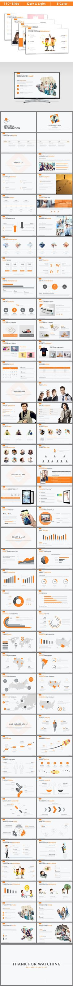 Business Plan 2017 Presentation Templates