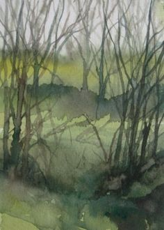 jane minter's sketchbook: in collina - plein air
